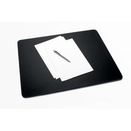 Schreibunterlage eyestyle 600x450x6mm dunkelgrau/schwarz Lederimitat Sigel SA166 Produktbild