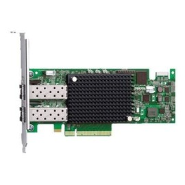 Emulex LightPulse LPe16002 - Hostbus-Adapter - PCIe 2.0 x8 Low-Profile - 16Gb Fibre Channel x 2 - Produktbild
