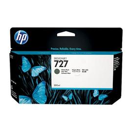 Tintenpatrone 727 für HP DesignJet T1530 300ml FOTOschwarz HP F9J79A Produktbild
