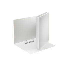 Präsentationsringbuch A4 2Ringe Ringe-Ø20mm weiß PP-Folie Esselte 49738 Produktbild