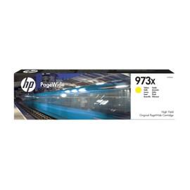 Tintenpatrone 973X für HP PageWide Pro 450 86ml yellow HP F6T83AE Produktbild