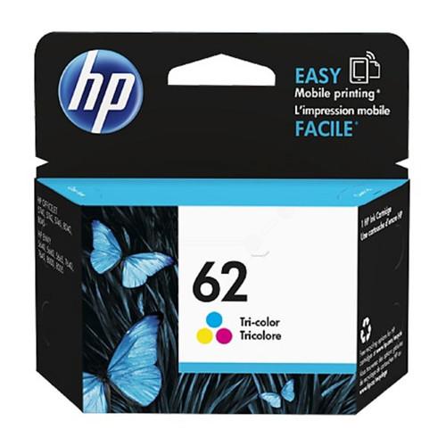 Druckkopfpatrone 62 für HP Envy 5600/ Office Jet 5740 165Seiten farbig HP C2P06AE Produktbild Front View L
