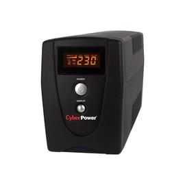 CyberPower Value 1000E - USV - 550 Watt - 1000 VA 8.5 Ah - RS-232, USB - Ausgangsbuchsen: 3 Produktbild