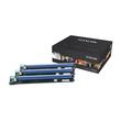 Trommel Multipack für C950DE/X950 3x115000Seiten Lexmark C950X73G (PACK=3 STÜCK) Produktbild