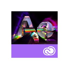 Adobe After Effects CC - Abonnement-Lizenz - 1 Einheit - academic, Promo - Value Incentive Plan, Produktbild