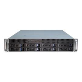 Inter-Tech IPC 2U-2408 - Rack - einbaufähig - 2U - SSI EEB - SATA/SAS Produktbild