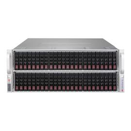 Supermicro SC417 BE2C-R1K28WB - Rack - einbaufähig - 4U - Erweitertes ATX - SATA/SAS Produktbild