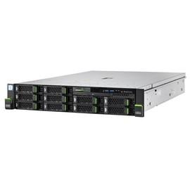 Fujitsu PRIMERGY RX2540 M4 - Server - Rack-Montage - 2U - zweiweg - 2 x Xeon Silver 4110 / 2.1 GHz Produktbild
