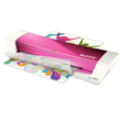 Laminiergerät iLam Home Office bis A4 bis 125µ pink metallic Leitz 7368-00-23 Produktbild Additional View 1 S