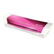 Laminiergerät iLam Home Office bis A4 bis 125µ pink metallic Leitz 7368-00-23 Produktbild