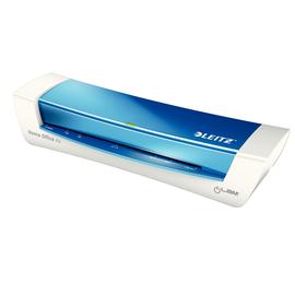 Laminiergerät iLam Home Office bis A4 bis 125µ blau metallic Leitz 7368-00-36 Produktbild