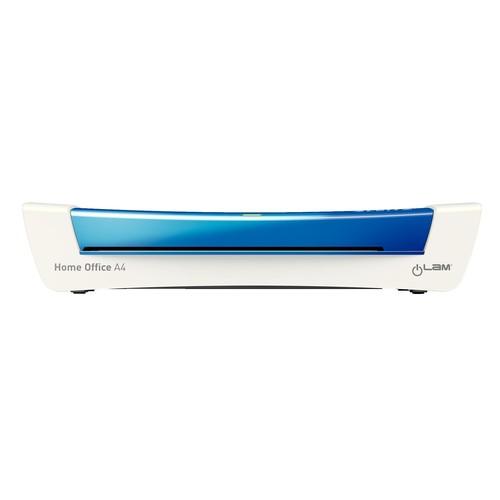 Laminiergerät iLam Home Office bis A4 bis 125µ blau metallic Leitz 7368-00-36 Produktbild Additional View 2 L