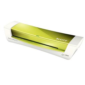 Laminiergerät iLam Home Office bis A4 bis 125µ grün metallic Leitz 7368-00-64 Produktbild