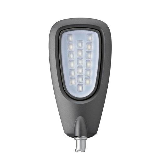 Tischleuchte LED MAULpulse mit Standfuß silber 7W Maul 82019-95 Produktbild Additional View 2 L