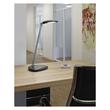 Tischleuchte LED MAULpulse mit Standfuß silber 7W Maul 82019-95 Produktbild Additional View 3 S
