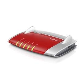 AVM FRITZ!Box 7560 - Wireless Router - DSL-Modem - 4-Port-Switch - GigE - 802.11a/b/g/n/ac Produktbild