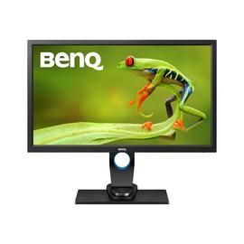 """BenQ SW2700PT - LED-Monitor - 68.58 cm (27"""") - 2560 x 1440 QHD - IPS - 350 cd/m² Produktbild"""