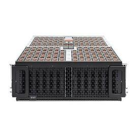 HGST Ultrastar Data102 SE4U102-60 - Speichergehäuse - 480 TB - 102 Schächte (SAS-3) - HDD 8 TB x 60 - Rack Produktbild