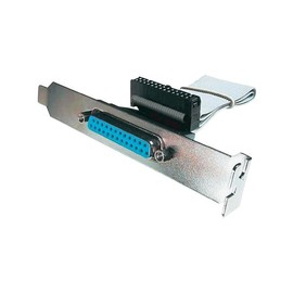 Fujitsu - Parallelport - DB-25 - für Celsius W570, W570power, W570power+, w580, W580power; ESPRIMO P958/, Produktbild