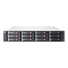 HPE Modular Smart Array 1040 Dual Controller LFF Storage - Festplatten-Array - 12 Schächte (SAS-2) Produktbild