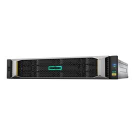 HPE Modular Smart Array 2050 SAN Dual Controller LFF Storage - Festplatten-Array - 12 Schächte (SAS-2) Produktbild