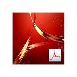 Adobe Acrobat Pro - Upgrade-Plan (Verlängerung) (2 Jahre) - 1 Benutzer - Reg. - CLP - Stufe 2 (300000+) Produktbild