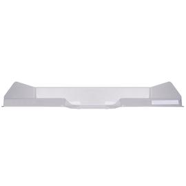 Briefkorb Combo quer A4+ 255x365x65mm transparent Kunststoff Exacompta 11723D Produktbild