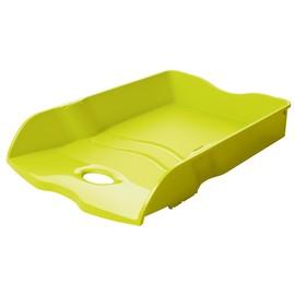 Briefkorb LOOP für A4 259x63x351mm Trend Colour lemon Kunststoff HAN 10290-50 Produktbild