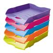 Briefkorb LOOP für A4 259x63x351mm Trend Colour pink Kunststoff HAN 10290-56 Produktbild Additional View 2 S