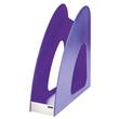 Stehsammler LOOP A4 76x239x275mm Trend Colour lila Kunststoff HAN 16210-57 Produktbild Additional View 2 S