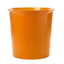 Papierkorb LOOP 13l Trend Colour orange Kunststoff HAN 18140-51 Produktbild