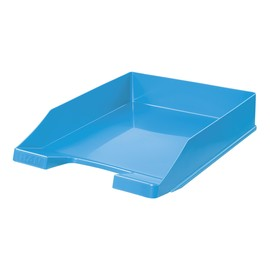 Briefkorb Standard für A4 243x57x335mm Trend Colour hellblau Kunststoff HAN 1027-X-54 Produktbild