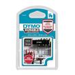 Schriftband D1 12mmx3m weiß/schwarz permanent Vinyl Dymo 1978365 Produktbild