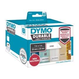 LabelWriter-Adress-Etiketten High Performance 25x25mm weiß Dymo 1933083 (PACK=4 STÜCK à 850 ETIKETTEN) Produktbild