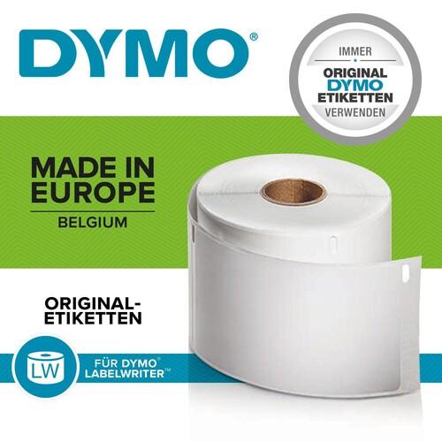 LabelWriter-Adress-Etiketten High Performance 59x190mm weiß Dymo 2112288 (PACK=170 ETIKETTEN) Produktbild Additional View 1 L