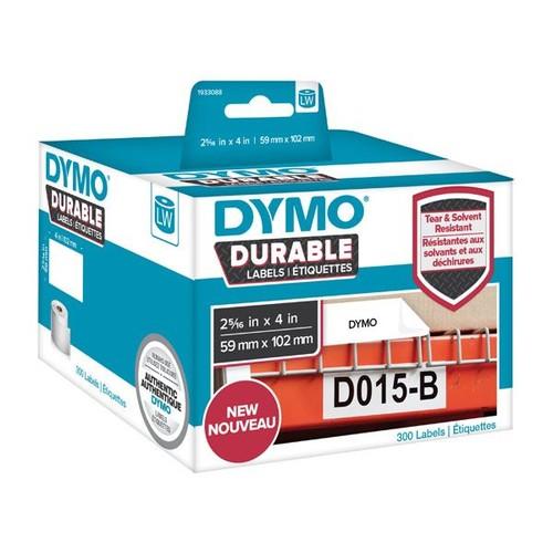 LabelWriter-Adress-Etiketten High Performance 59x102mm weiß Dymo 1933088 (PACK=300 ETIKETTEN) Produktbild Front View L
