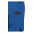 Arbeits-Latzhose perfect Größe 44/46 kornblau UVEX 9883106 Produktbild Additional View 2 S