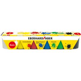 Temperafarbe basic je 25ml farbig sortiert Eberhard Faber 575509 (PACK=6 STÜCK) Produktbild