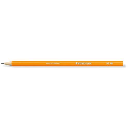 Bleistift Wopex 180-HB neon orange Staedtler 180HBF4 Produktbild Front View L
