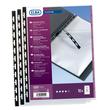 Erweiterungssatz für Sichtbuch Art STUDIO A4 transparent Elba 100206999 (BTL=10 STÜCK) Produktbild