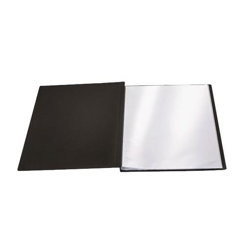 Sichtbuch Art STUDIO mit 20 Hüllen A4 schwarz PP Elba 400078557 Produktbild Additional View 3 L