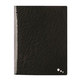 Sichtbuch Art STUDIO mit 20 Hüllen A4 schwarz PP Elba 400078557 Produktbild