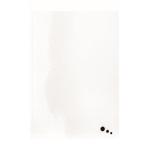 Sichtbuch Art STUDIO mit 20 Hüllen A4 weiß PP Elba 400078558 Produktbild Front View L