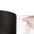 Sichtbuch Art STUDIO mit 40 Hüllen A4 schwarz PP Elba 400068746 Produktbild Additional View 1 S