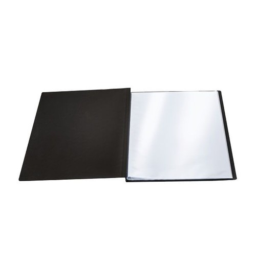 Sichtbuch Art STUDIO mit 40 Hüllen A4 schwarz PP Elba 400068746 Produktbild Additional View 2 L