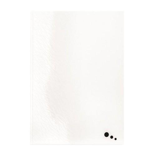 Sichtbuch Art STUDIO mit 60 Hüllen A4 weiß PP Elba 400078668 Produktbild Front View L