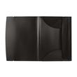 Sammelmappe Art STUDIO mit 3 Klappen und Gummizug A4 schwarz PP Elba 400068811 Produktbild Additional View 1 S