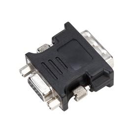 Targus - Display-Adapter - DVI-I (M) bis HD-15 (VGA) (W) - 6 cm - Daumenschrauben - Schwarz Produktbild