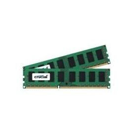 Crucial - DDR3 - 8 GB: 2 x 4 GB - DIMM 240-PIN - 1866 MHz / PC3-14900 - CL13 Produktbild
