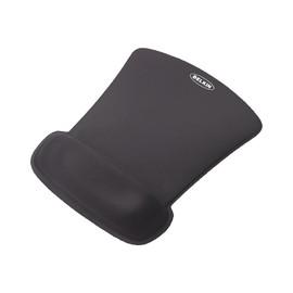 Belkin WaveRest Gel Mouse Pad - Mauspad mit Handgelenkpolsterkissen - Schwarz Produktbild